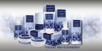 Áfonya-joghurt termékek